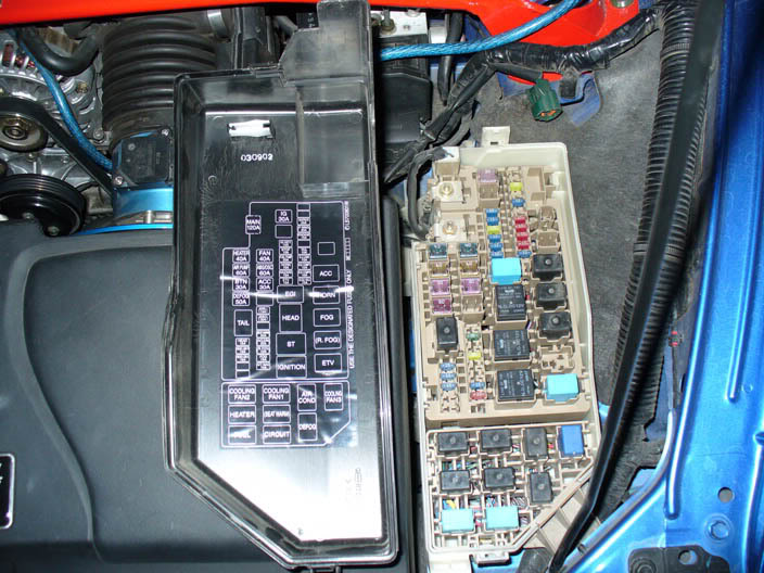 mazda rx8 fuse box wiring library rh svpack co 2004 mazda rx 8 fuse panel diagram Mazda 3 Fuse Box Diagram